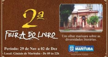 Feira do Livro em Marituba espera 200 mil visitantes