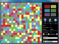 New Colors Game in WPF