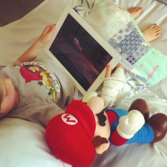 Appendicite à 5 ans
