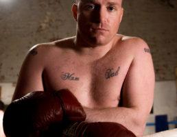 Glovetown Boxing Portrait