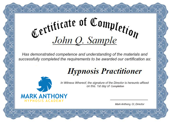 certificate of completion wording – Certificate of Completion Wording