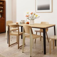 Plate Dining Table von Jasper Morrison I Vitra   Markanto