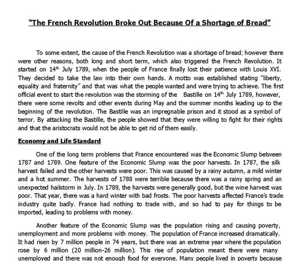 the french and russian revolutions essay Before the 1917 revolution in tsarist russia the majority of the  sweden in  1921 and in france and italy, women had to wait another 30 years.