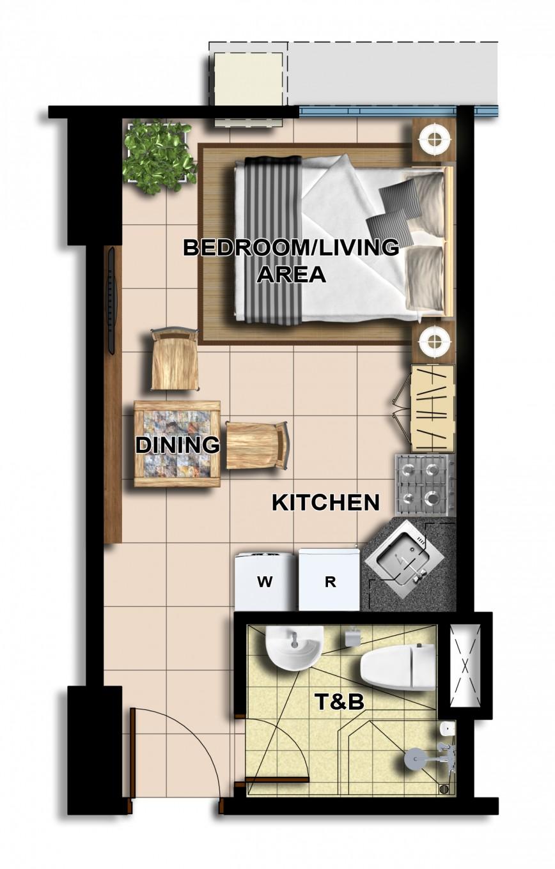 Avida Towers Centera Condominium Reliance Street Corner