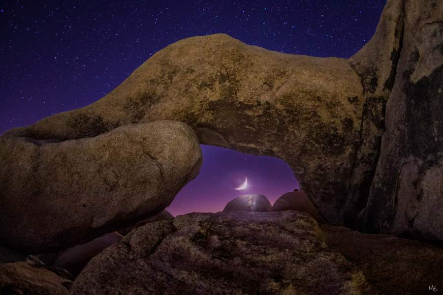 Joshua Tree National Park, Arch Rock
