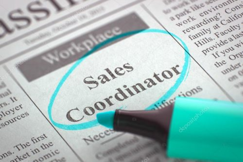 Who is a Sales Coordinator? Role  Job Profile of Sales Coordinator