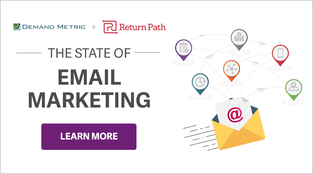 The State of Email Marketing - Marketing Charts