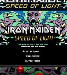 A relação entre o Iron Maiden e os Games