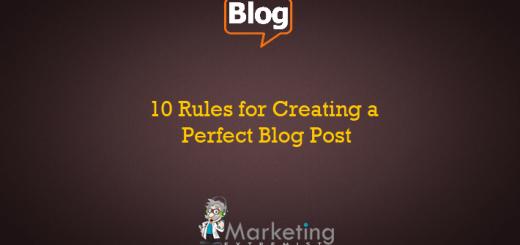 Perfect Blog post