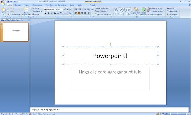 La importancia de crear buenas Powerpoint si eres emprendedor de una - presentaciones powepoint