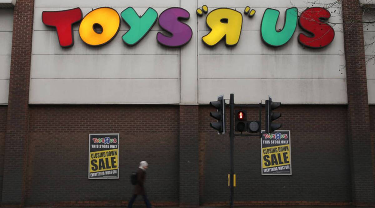 Toys R Us And Why The Retail Downturn Is All About Debt