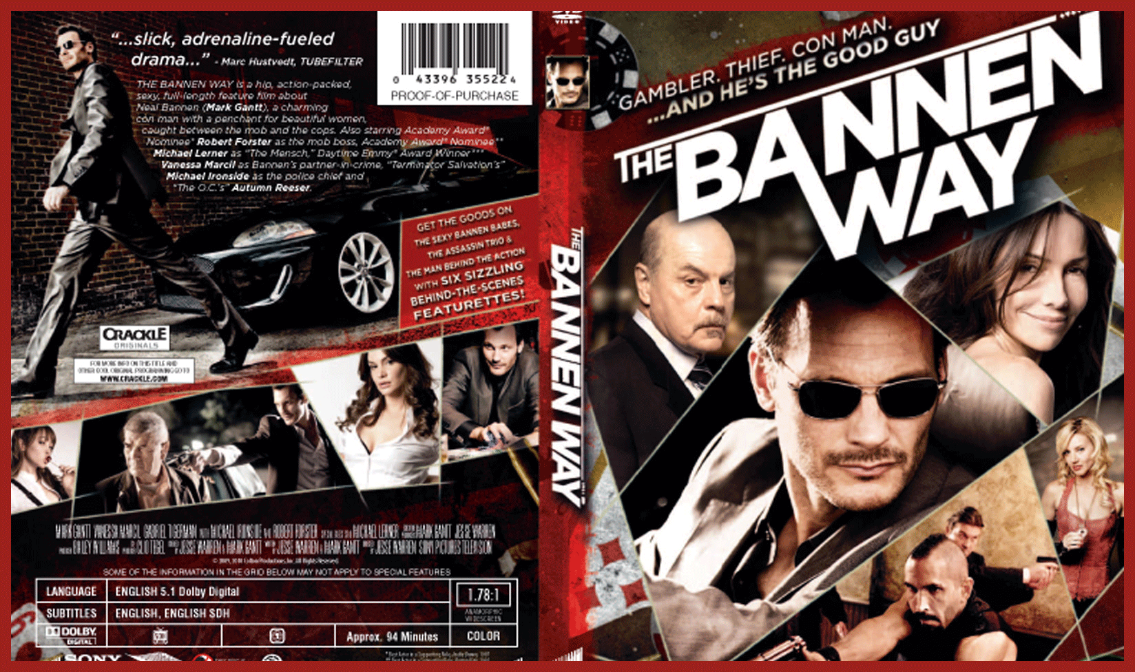 The Bannen Way DVD