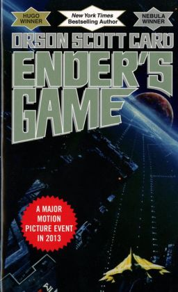 Enders Game by Orson Scott Card