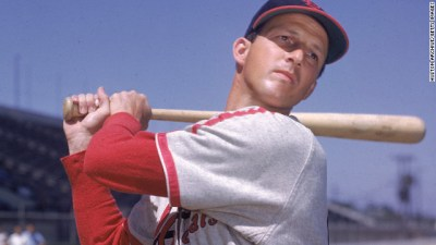 Stan Musial died at age 92 - he was married 71 years.