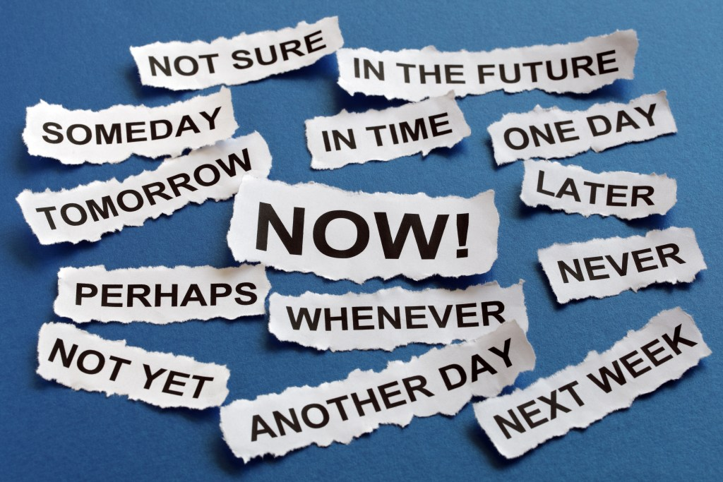 Is your procrastination trying to tell you something?