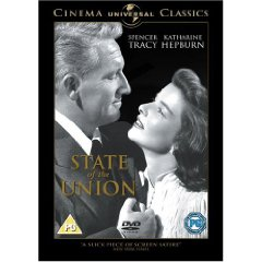 State of the Union: DVD cover