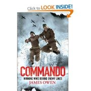 Commando by James Owen