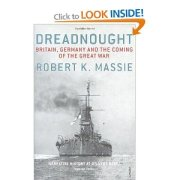 Dreadnought by Robert K Massie
