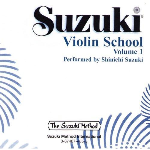 Suzuki Violin Pieces in their Original Forms \u2014 Volume 1
