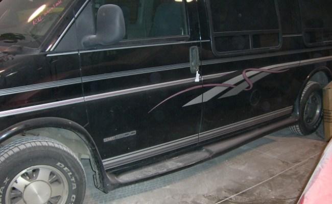 Running Boards Replace Upgrade Customize Your Custom Van