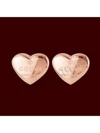 Gold Gucci Earrings Gucci Earrings Studs Gg Ybd481678001 ...