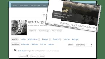 @MarkVoganWeather.com: We've gone social!