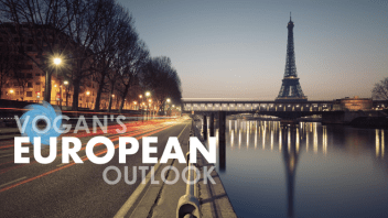 MON 3 AUG: VOGAN'S EUROPEAN OUTLOOK