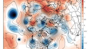 EUROPE: Models Go Right To My September Idea As Upper Air Stream Shifts With Seasonal Change..