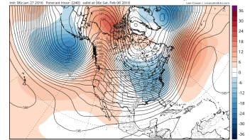 Major Winter Storm For Plains/Midwest Next Week, Siberian Express May Follow…