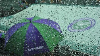 Could Wimbledon 2016 Be A Repeat Of The French Open, Plagued By Rain Delays?