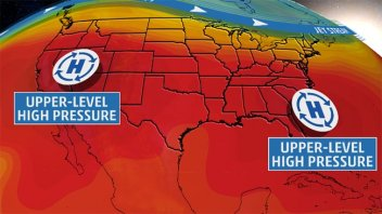 JULY 16: New Orleans To Boston Continues Heating, Seattle To Billings Continues Cooling!