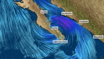 1 SYSTEM, 2 NAMES: Mexico Gets Hit On Both Sides & Inbetween, SW Monsoon Enhanced!