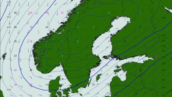 EUROPE: VERY WARM SEPTEMBER TO BE FOLLOWED BY COLD OCTOBER?