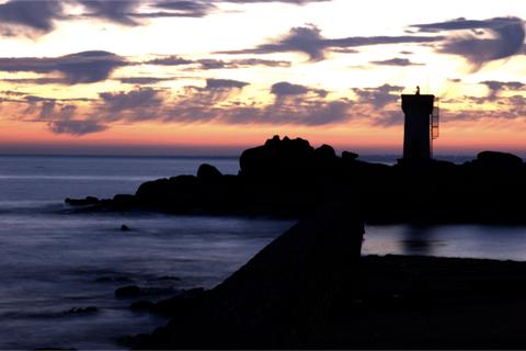 Pointe de Trévignon HDR from Photomatix Pro