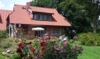 Romantisches Ferienhaus im Gartenparadies