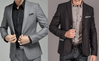 Esta modelagem pode ser usada tanto para fazer um paletó para compor um terno ou para fazer um blazer. Segue esquema de modelagem do 38 ao 56.