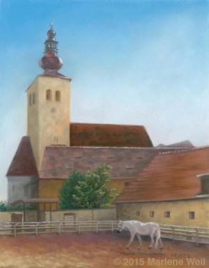 Lipizzaner Farm Austria