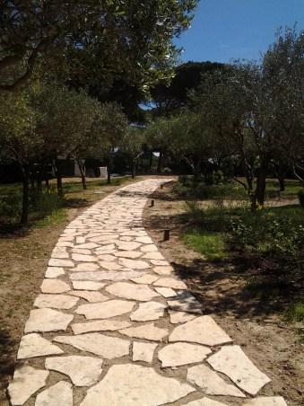 camminamento in Trani opera incerta