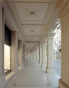 Pavimenti e colonne