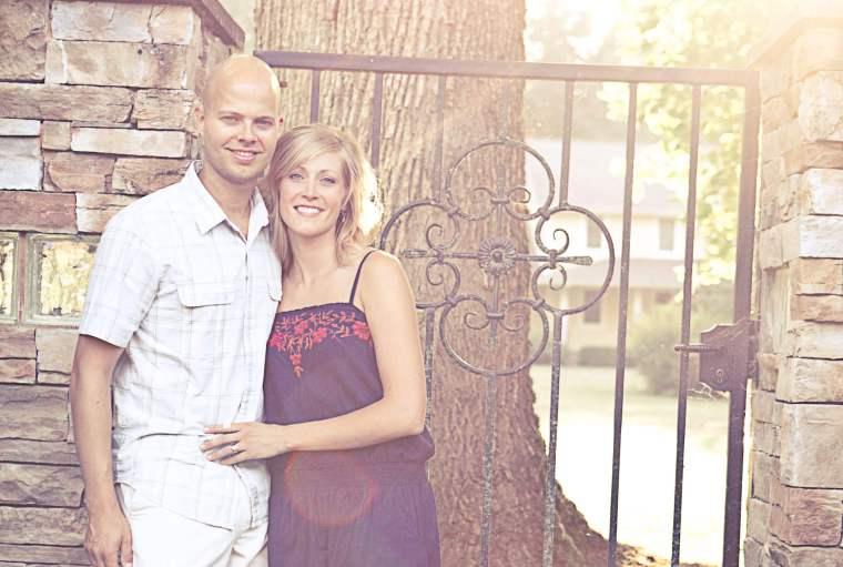 Tim and Stephanie