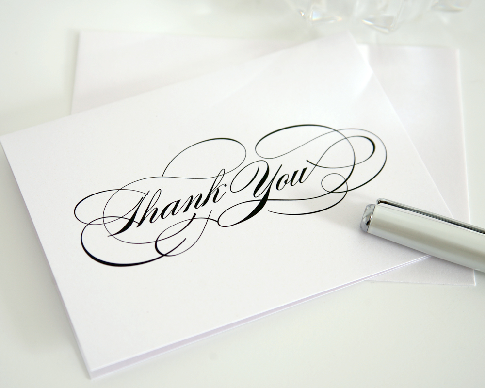 Book Quotes Wallpaper Cursive The Lost Art Of Writing Thank You Notes Marrying Later