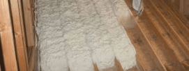 Spray Foam Insulation 2
