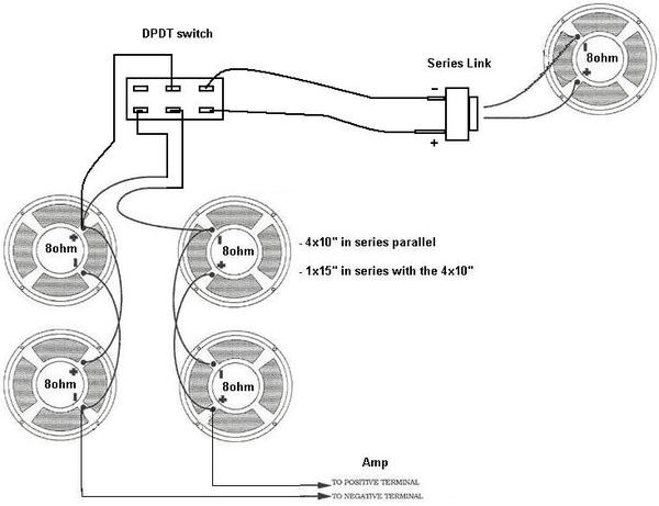 wiring diagram for 4x12 cab