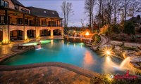 Beautiful Pools, Patios and Water Features