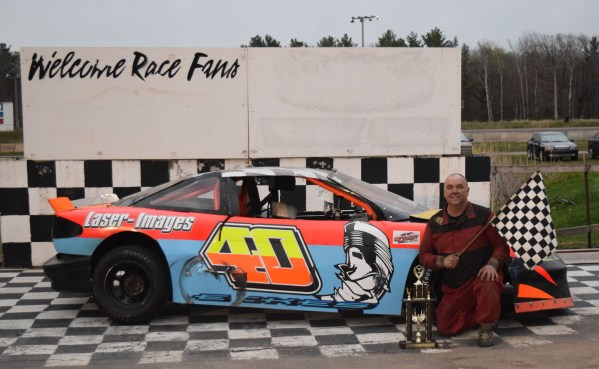Kevin Eckes Feature Win