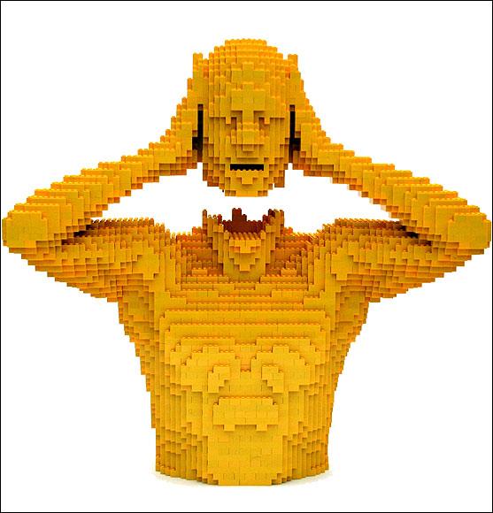 Amazing Lego Creations - Marsuno