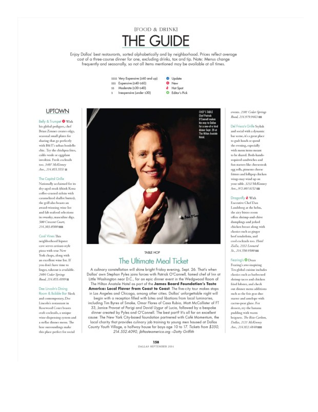 Article PO -James Beard