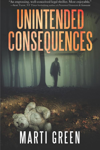 Unintended Consequences (Innocent Prisoners Project Book 1) Marti - Presumed Innocent Author