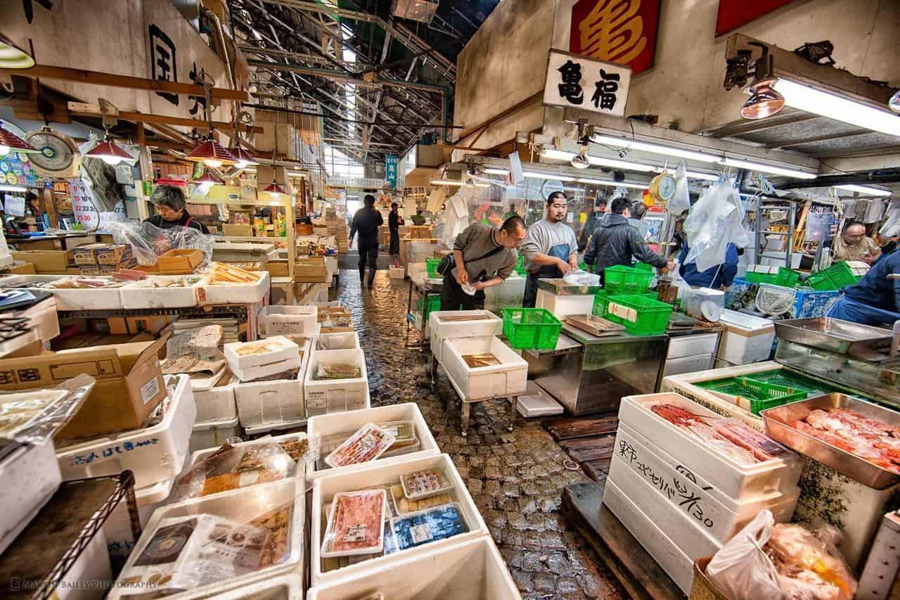Iphone Wallpaper Japanese Art Tsukiji Fish Market Podcast 331 Martin Bailey Photography