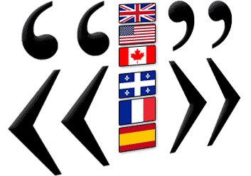 International quotation marks